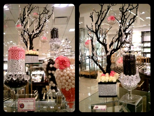 Bloomingdales Candy Display By Love Tables Images